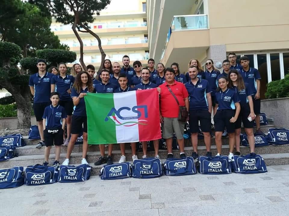 Fin Sicilia Calendario.A C S I Associazione Centri Sportivi Italiani