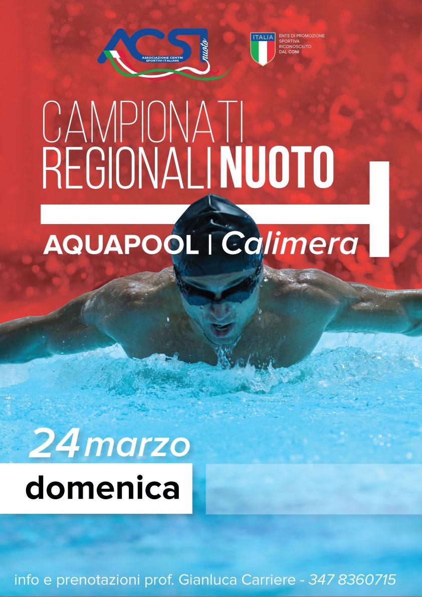 Piscina Del Sole Comiso.A C S I Associazione Centri Sportivi Italiani